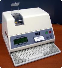 Engineering Systems C53 Tablet Hardness & Compression Tester