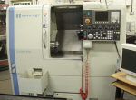 Hardinge Talent 8/52 with C axis & driven tooling