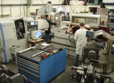 Engineering Systems mechanical workshop